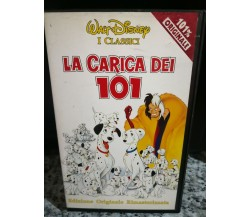 VHS-  I Classici- Walt Disney - La carica dei 101- 1996 - F