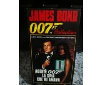 VHS film AGENTE 007 LA SPIA CHE MI AMAVA Fabbri Video -F