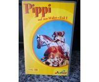VHS film-PIPPI CALZELUNGHE su del tamburo 1 - 1968 - Junior -F