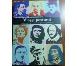 VIAGGI POSTUMI - OMAR LOPEZ MATO - ODOYA - 2012 - M