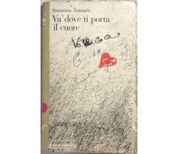 Va' dove ti porta il cuore di Susanna Tamaro,  1994,  Baldini E Castoldi