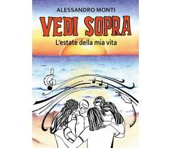 Vedi sopra (...l'estate della mia vita...) di Alessandro Monti,  2019,  Youcanp