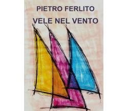 Vele nel vento di Pietro Ferlito,  2017,  Youcanprint