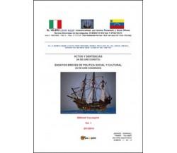 Velero lanse rogge (El) Vol.1,  di Nicola Milione, Carmine Augusto Romaniello