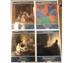 Velàzquez - Matisse - Manet - Rembrandt - Cento Dipinti , Aa.vv.,  Rizzoli, 1998