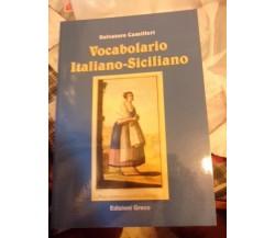 Ventaglio. Vocabolario italiano-siciliano - Salvatore Camilleri