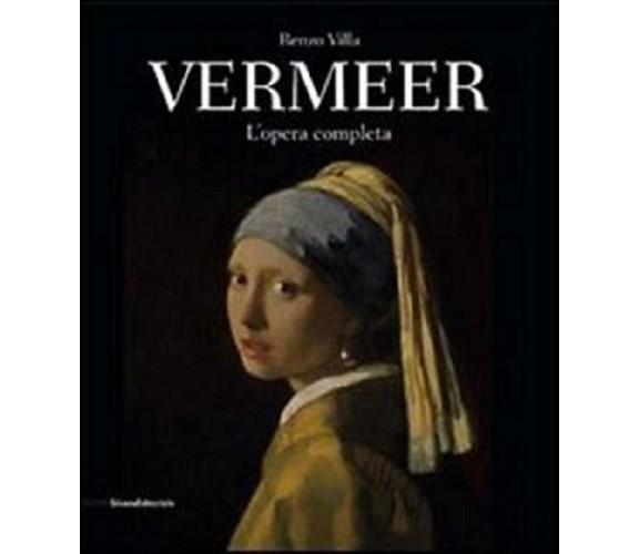 Vermeer - Renzo Villa  -  Silvana Editoriale , 2012 - C