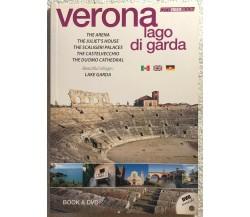 Verona. Lago di Garda. DVD. Ediz. multilingue di Aa.vv.,  2010,  Azzurravideo Pu