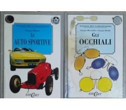 Vetrina del collezionista - Gli occhiali - Le auto sportive - - Edicart - G