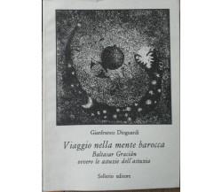Viaggio nella mente barocca - Dioguardi - Sellerio,1990 - R