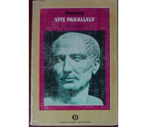 Vite parallele Vol. 2 - Plutarco - Arnoldo Mondadori,1974 - A