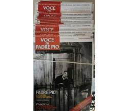 Voce di Padre Pio - 27 numeri,  2016-2018,  Pizzardi Editore - ER