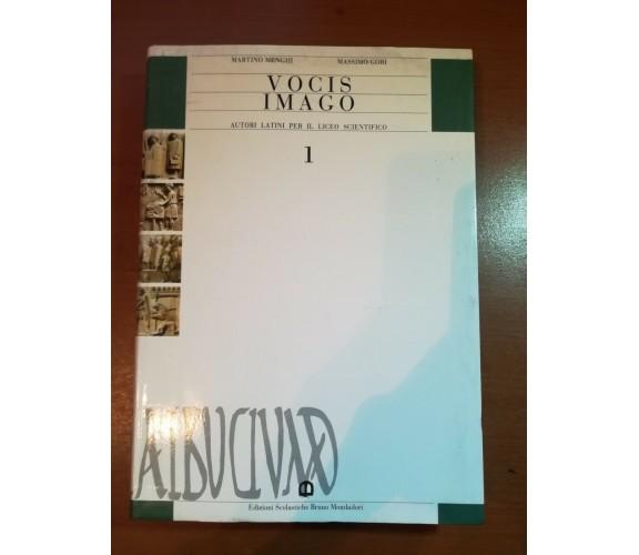Vocis Imago - Martino menghi,Massimo Gori - 1995   - M