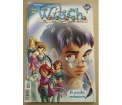 WITCH-N. 29-IL MALE MINORE-WALT DISNEY COMPANY ITALIA-AGOSTO 2003