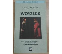WOYZECK - GEORG BUCHNER - BUR - 1995 - M