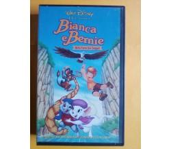 Walt Disney Bianca e Bernie nella terra dei canguri - vhs - 1991 -F