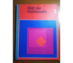 Welt der Mathematik - AA.VV. - Hermann - 1969 - M