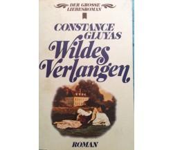 Wildes Verlangen - C. Gluyas - Roman - 1976 - MP