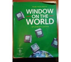 Window on the world - Rob Nolasco - La nuova Italia - 1995 - M
