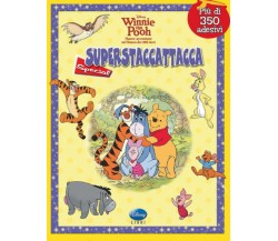 Winnie the Pooh. Superstaccattacca Special. Con adesivi - Aa.vv.,  2012, Disney