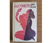 Women pro & con - J. Hill - Peter Pauper Press - 1958 - AR