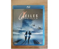 X files il film Blu-Ray - Duchovny/Anderson - Twentieth century fox-1998-AR