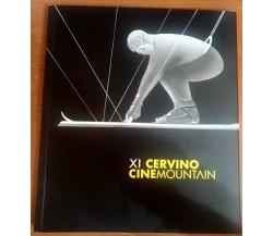 XI Cervino Cine Mountain, Libro Valle d' Aosta, 2008, Tipografia Valdostana - S