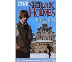 Young Sherlock Holmes Ghiaccio sporco - Andrew Lane,  2013,  Deagostini - P