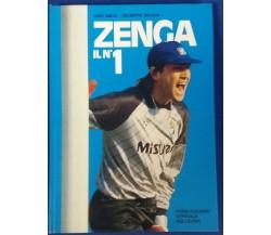 ZENGA IL N° 1 - GINO BACCI/VALBERTO MILIANI - FC. INTERNAZIONALE - 1991 - M