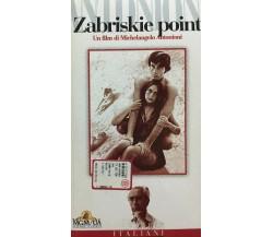 Zabriskie point - vhs -1997 - L'Unità -F