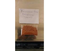 Zafferano puro Tunisia artigianale 10 gr