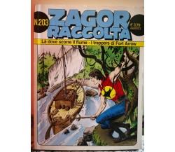 Zagor. Là dove scorre il fiume di Luigi Mignacco, 2006,Sergio Bonelli Editor.-F