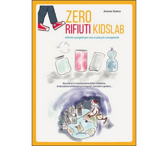 Zero rifiuti kidsLab, attività e progetti per una scuola consapevole (A.Teatino)