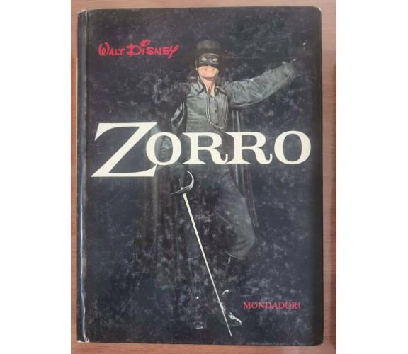 Zorro - Disney - Mondadori - 1969 - AR