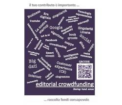 editorial crowdfunding di Hand Sense,  2020,  Youcanprint