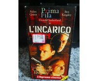 l'Incarico - vhs -2001 - L'Espresso cinema -F