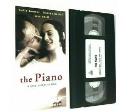 the Piano a jane campion film -1992 - Miramax Video -F